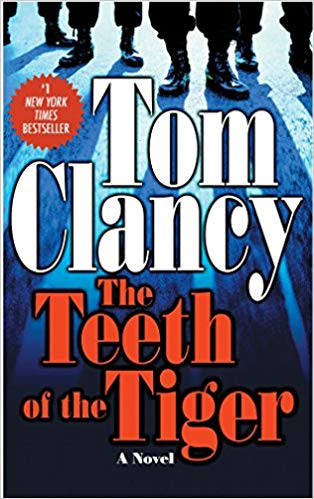 Tom Clancy – The Teeth of the Tiger Audiobook