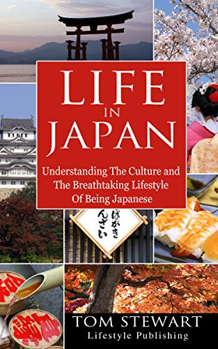 Tom Stewart – Life In Japan Audiobook