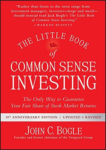 John C. Bogle – The Little Book of Common Sense Investing Audiobook