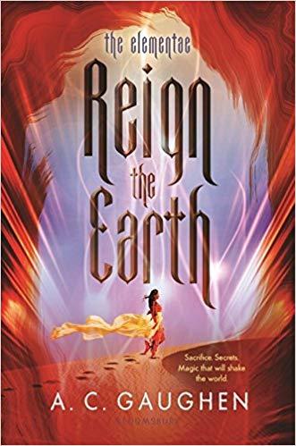 A. C. Gaughen – Reign the Earth Audiobook