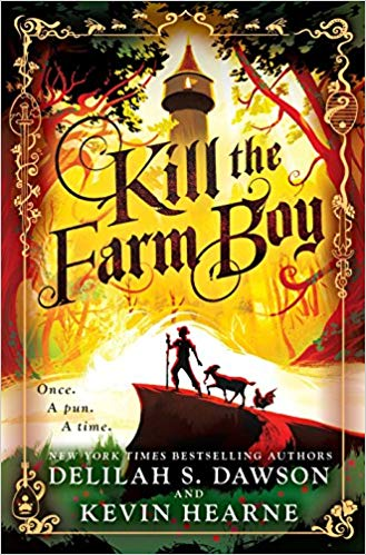 Kevin Hearne – Kill the Farm Boy Audiobook