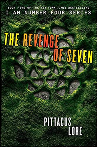 Pittacus Lore – The Revenge of Seven Audiobook
