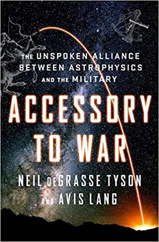 Neil deGrasse Tyson, Avis Lang - Accessory to War Audio Book Free