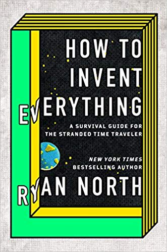 Ryan North – How to Invent Everything Audiobook