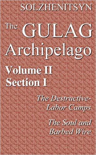 Aleksandr Isaevich Solzhenitsyn – The Gulag Archipelago Audiobook